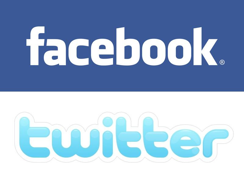 How to link a Twitter account to a Facebook page