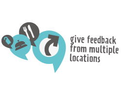 Feedback from multiple locations